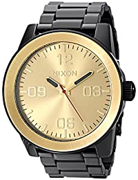 Nixon Men's A346010 Corporal SS Watch