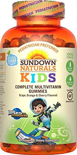 Sundown Naturals Kids Disney Miles From Tomorrowland Comp...