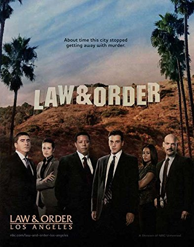 Law & Order: Los Angeles POSTER (11