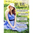 RUBY magazine MAY 2017: Your voice, your story