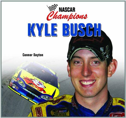 Kyle Busch (Nascar Champions) (Busch Truck Series)