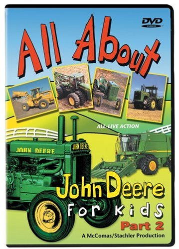 All About John Deere For Kids DVD, Part 2 ()