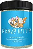 Simple Health Global Catnip by Krazy Kitty, Premium Potency and Maximum Quality, Healthy and Safe Blend your Cat is Absolutely going to go Nuts Over! For Sale