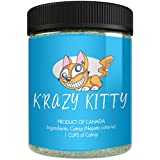 Simple Health Global Catnip by Krazy Kitty, Premium Potency and Maximum Quality, Healthy and Safe Blend your Cat is Absolutely going to go Nuts Over!