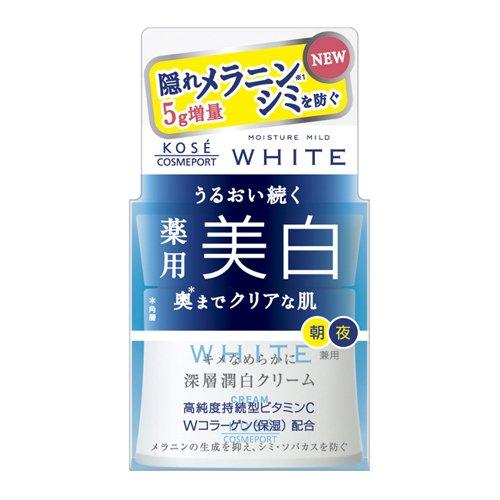 - KOSE Moisture Mild White Cream
