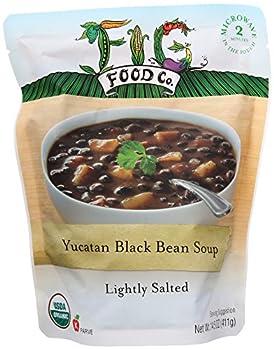 Fig Food Yucatan Black Bean Soup, 14.5 oz