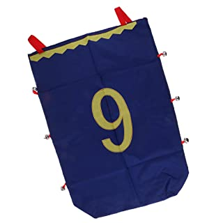 MagiDeal Kids Children Family Racing Games Jumping Sack Toy Fun Sports Garden Outdoor School Activity Balance Training Number 9 non-brand