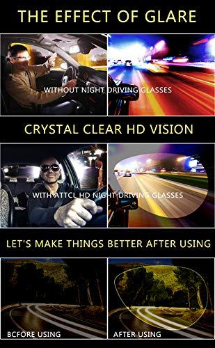 Occhiali Sole Uomo Super Da Light Hd Montatura Vision Polarizzati Attcl Metallo In mg Night Al d5tqBw