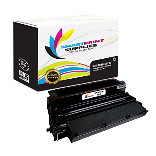 Smart Print Supplies Compatible 1382925 MICR Black High Yield Toner Cartridge Replacement for Lexmark Optra S1250 S1250n S1620 S1620n S1650 S1650N S1855 S2420 S2450 Printers (17,600 Pages) - Optra S1650 Laser Printer