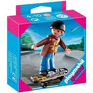 Playmobil - Skater, figura de juguete (4754)