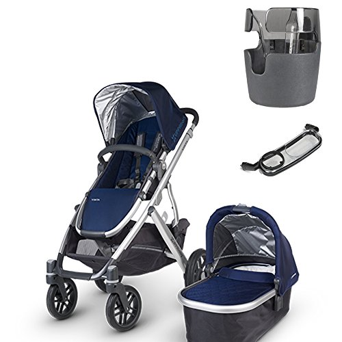 UNASSIGNED UPPAbaby 2015 Vista Stroller With Cupholder & ...