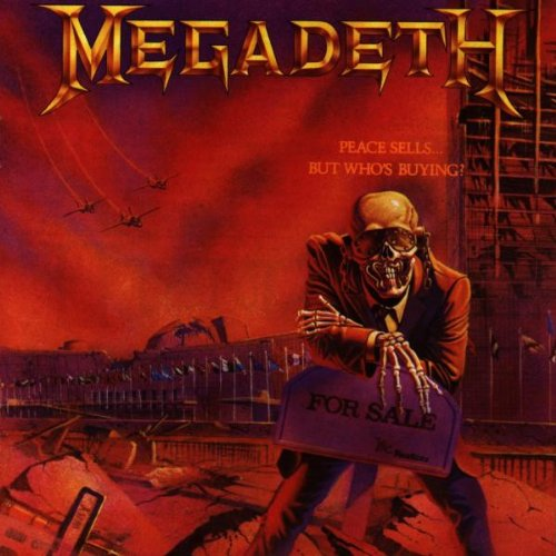 Megadeth: Peace Sells...But Who's Buying (Audio CD)