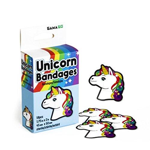 GAMA GO Unicorn Bandages-18 pieces