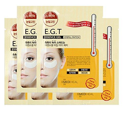 Eye Gel Essence - Mediheal EGT Essence gel EYE Patch (5 pouch) K beauty Korean cosmetics
