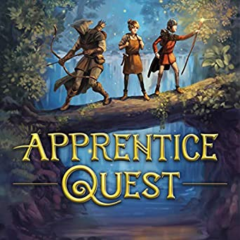 Apprentice Quest: Ozel the Wizard, Book 1 (Audio Download