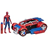 Spider-Man: Homecoming Spider-Man With Spider Racer