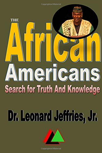 The African Americans Search for Truth And Knowledge
