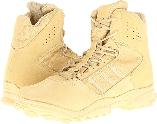 best sneakers 73583 7a42e adidas Performance Men s GSG-9.3 Tactical Boot,Hemp Brown Hemp Brown Hemp