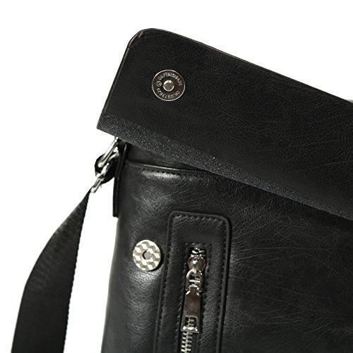 Compras Para El Precio Barato Borsello Uomo EGON Furstenberg in EcoPelle di colore Nero. 269.EF-BAG587NE La Salida De Bajo Costo Yy3Lr