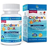 Best Fish Oil For Kids - Nordic Naturals Children's DHA Strawberry - For Healthy Review