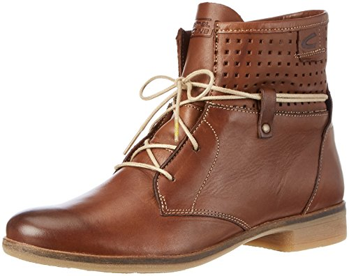 camel active WoMen Santana 70 Ankle Boots Brown (Bison 09)