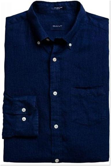 Camisas para Hombre Regular Fit, Botón para Hombre Abajo