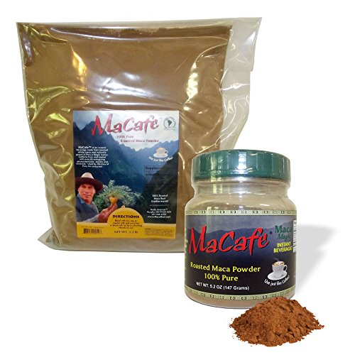 roasted maca powder - 3