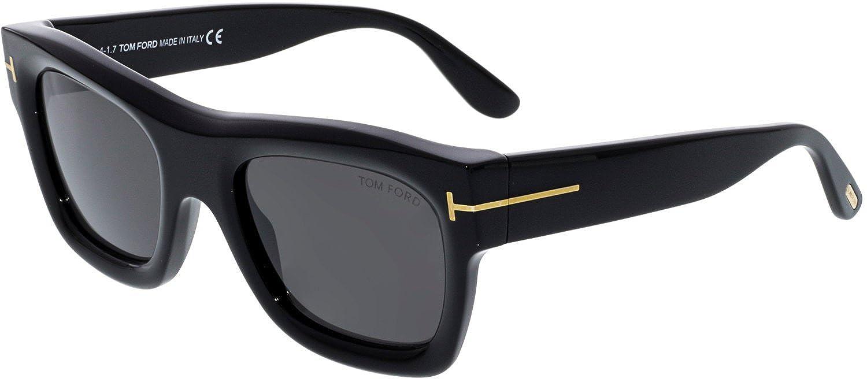 5e5c7f04c82 Tom Ford Unisex Adults  FT0558 01A 52 Sunglasses