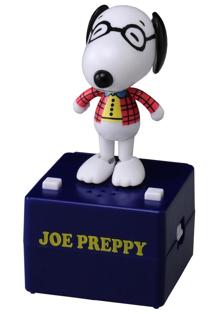 Pop'nstep Pop'nstep Pop'nstep Snoopy series Joe Preppie (japan import) e90012