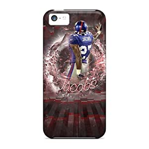 Bumper Hard Cell-phone Case For Iphone 5c (mYF14787ALoG) Support Personal Customs HD New York Giants Image