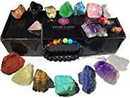 Tesh Care Chakra Therapy Crystals Collection