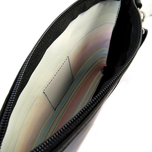 Gabs [P1493] - Sac pochette 'Gabs' multicolore (rayures) - 24x18x3 cm