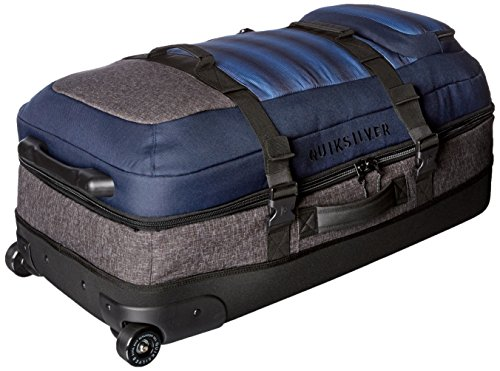 Quiksilver Young Men's Reach Luggage Roller Bag Accessory, -navy blazer, One Size by Quiksilver (Image #4)