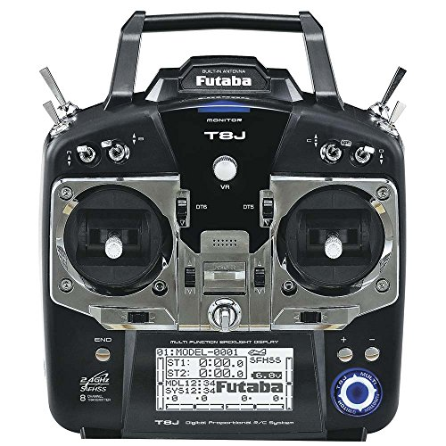 Futaba 8JA 8-Channel 2.4GHz S-FHSS Air R - Futaba Rc Transmitter Shopping Results