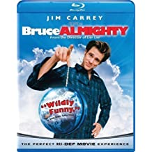 Bruce Almighty [Blu-ray] by Universal Studios Home Entertainment by Tom Shadyac