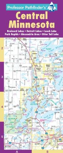 Central Minnesota: Brainerd Lakes, Detroit Lakes, Leech Lake, Park Rapids, Alexandria Area, Otter Tail Lake
