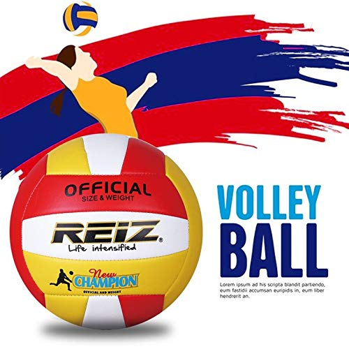 BianchiPatricia REIZ PU Volleyball Professional Soft Volleyball ...
