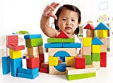 2. BABY: Maple Wood Building Blocks