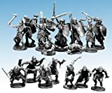 GameCraft Miniatures Frostgrave Undead Encounters