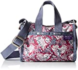 LeSportsac Women's Liberty X Essential Mini Weekender, Amy Jane