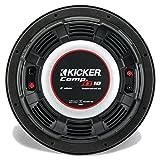 Kicker 43CWRT102 CompRT 10'' 2-Ohm Subwoofer