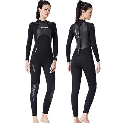 Traje de Neopreno 3MM Wetsuits para Hombre y para Mujer con ...