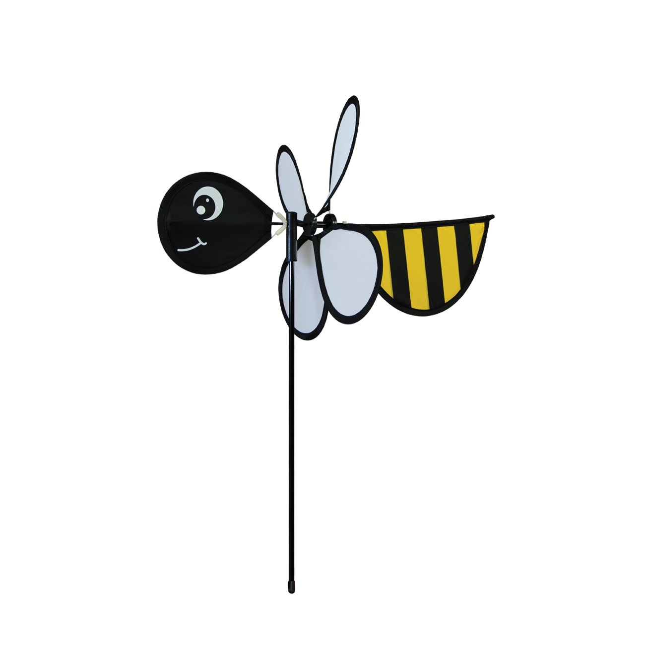 In The Breeze Bee Baby Bug Garden Spinner 2801