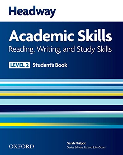 Headway 2 Academic Skills Reading and Writing Student's Book