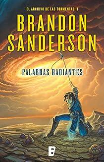 Palabras Radiantes par Sanderson