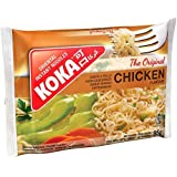 Koka Oriental Instant Noodles The Original Chicken Flavour(Pack of 9)