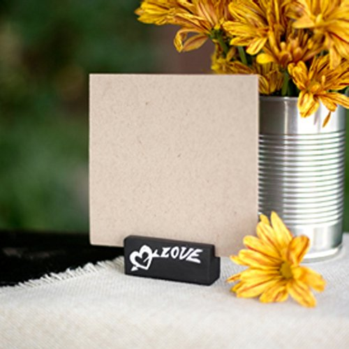 Love Chalk Card Holder - Set of 18 by HBH