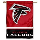 Atlanta Falcons Two Sided House Flag