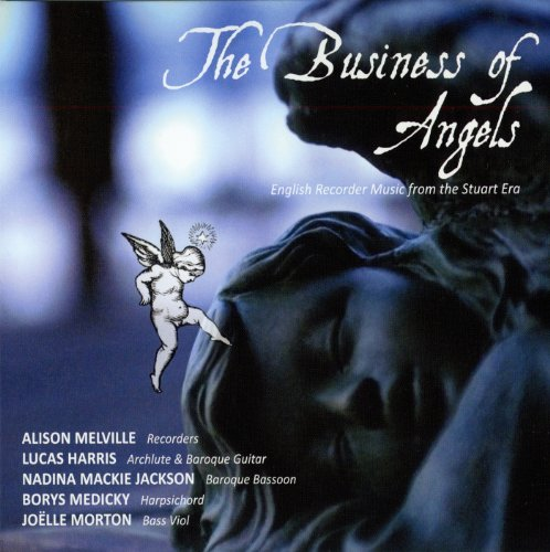 Price comparison product image Business of Angels: English Recorder Music Sturart