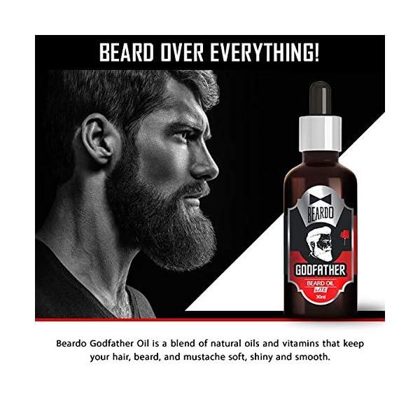 Top Beardo Beard and Moustache Oil
